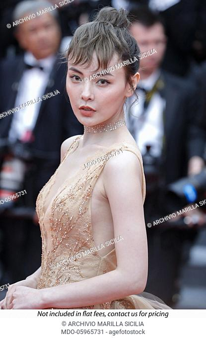 The 71st Cannes Film Festival. Cannes, France, May 16, 2018