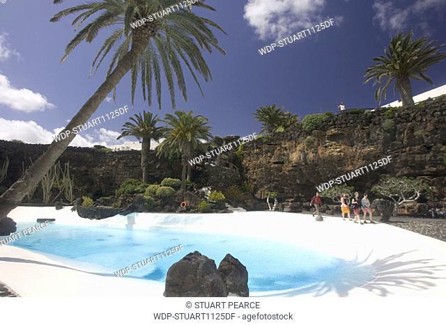 Jameos del Agua, Lanzarote, Canary Islands