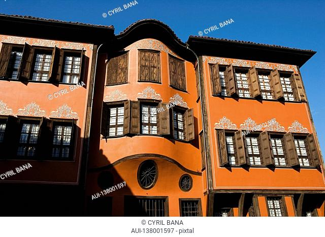 Bulgaria - North-West Region - Rhodope Mountains - Plovdiv - Old City - Georgiady House - Museum of History