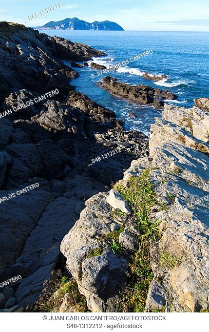 Sonabia Coast, Cantabria, Spain