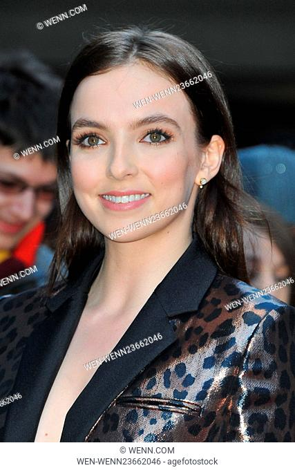 Jameson Empire Awards 2016 at the Grosvenor House in London, England. Featuring: Jodie Comer Where: London, United Kingdom When: 20 Mar 2016 Credit: WENN