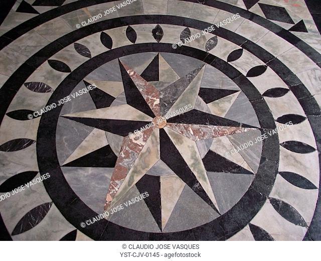 Rose Winds, Monastery Benedict, Rio de Janeiro, Brazil