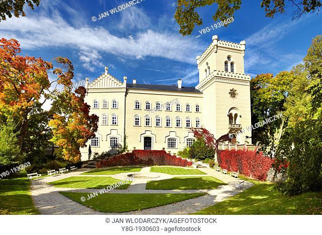 Chyse Castle, Pivovar, Czech Republic, Europe