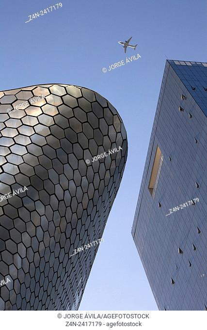 Soumaya museum, Plaza Carso, Mexico city