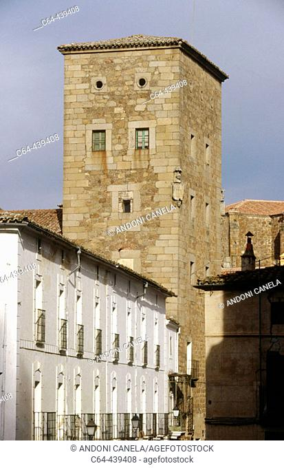 Plasencia cathedral. Caceres, Extremadura, Spain