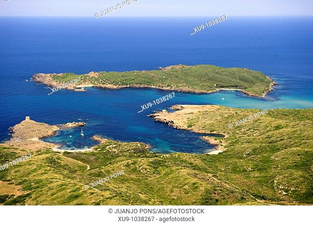 Illa de Colom, Minorca, Balearic Islands, Spain