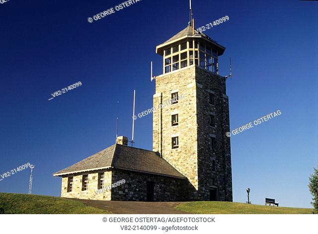 Quabbin Tower, Quabbin Park, Massachusetts