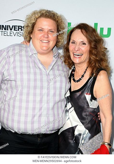 The Mindy Project 100th Episode celebration Featuring: Fortune Feimster, Beth Grant Where: West Hollywood, California, United States When: 09 Sep 2016 Credit:...