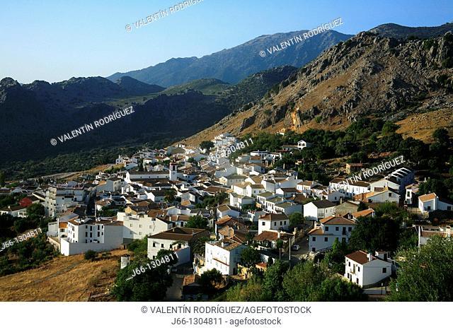 Benaocaz, Sierra de Grazalema Natural Park, Cadiz province, Andalusia, Spain