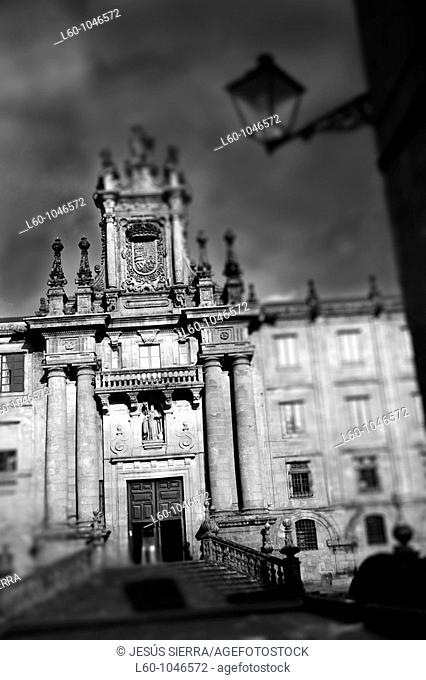 Santiago de Compostela  Galicia, Spain