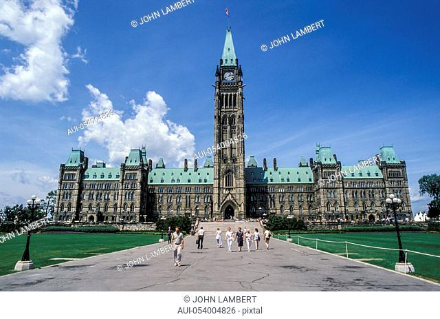 the parliament, ottawa, canada