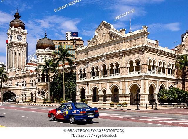 Sultans Palace, Merdeka Square, Kuala Lumpur, Malaysia