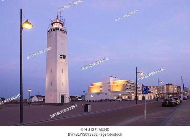 lighthouse in Noordwijk, Netherlands, Noordwijk