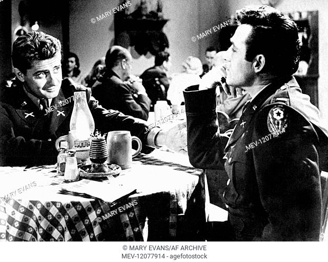 Rex Reason Characters: Lt. Steve Rogerson Film: Under Fire (1957) Director: James B.Clark 23 September 1957
