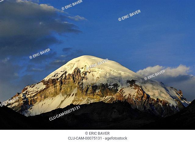 Nevado Sajama, Oruro Department, Oruro, Bolivia, South America