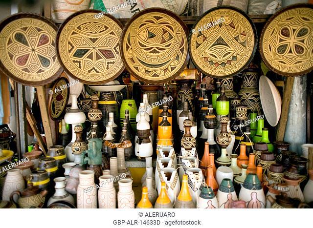 Objects, Craft, Ver-o-Peso Market, Belém, Pará, Brazil