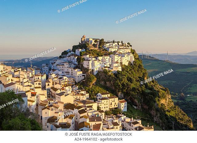 Spain , Andalucia Region, Malaga Province , Casares City