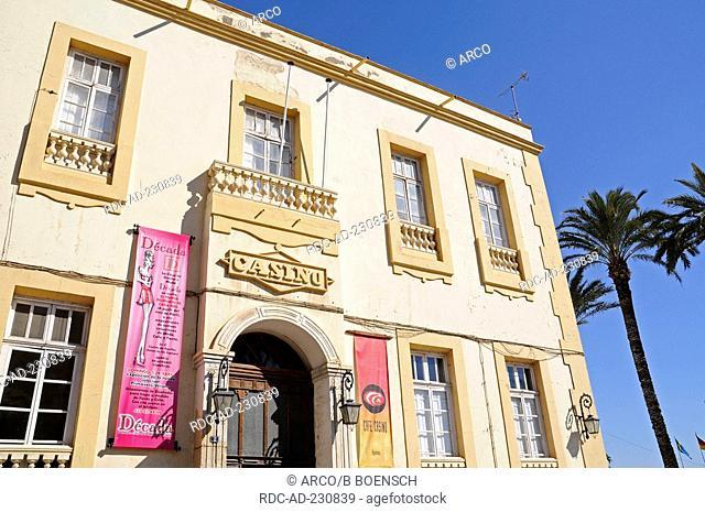 Casino, Aguilas, Murcia, Costa Calida, Spain
