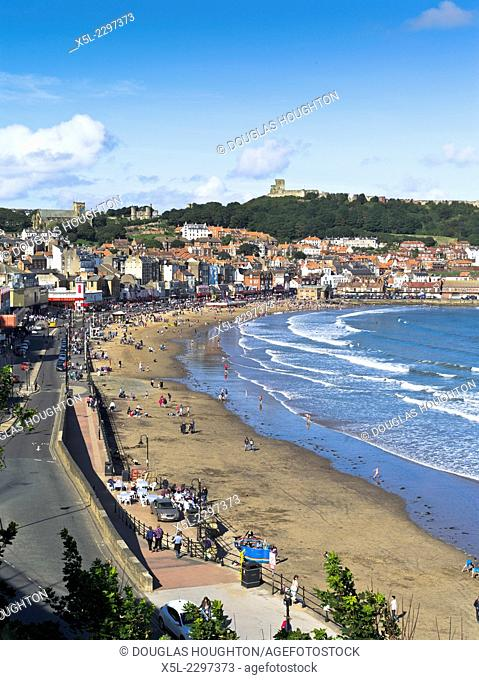 South Bay SCARBOROUGH NORTH YORKSHIRE South beach promenade