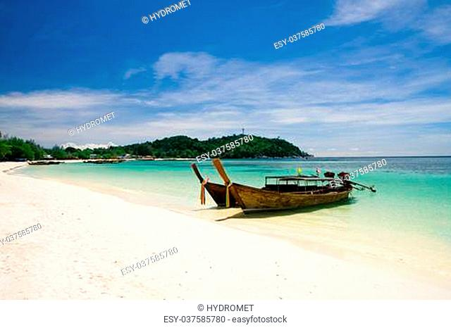 Beautiful beach on Koh Lipe, Andaman Sea,Thailand