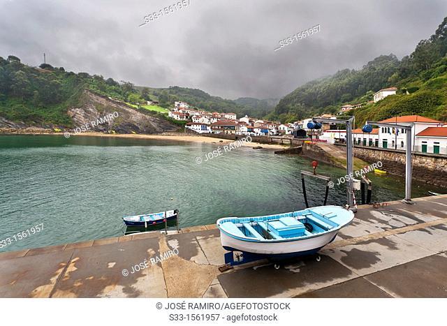 Tazones  Asturias  Spain