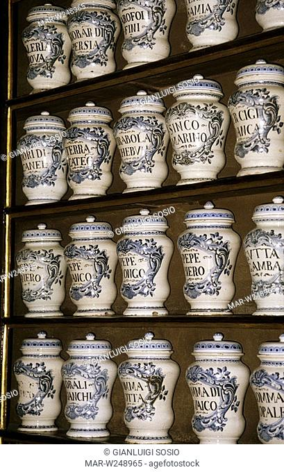 pharmacy 1750, italy, emilia romagna, imola