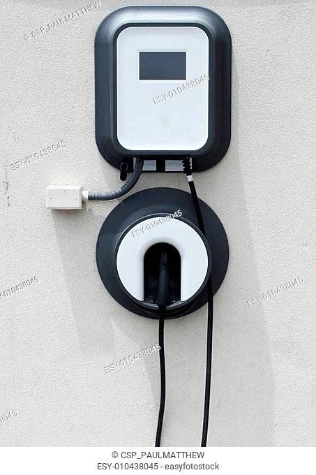 Car vehicle electric recharge