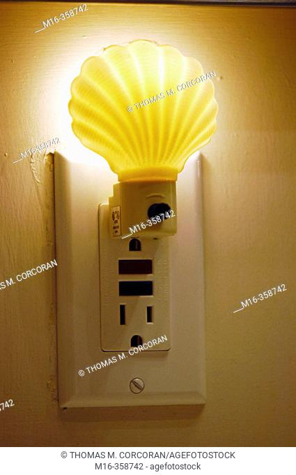 Fun-shaped night lights help both children and parents get a good night sleep