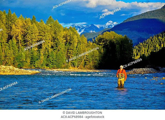 Copper River British Columbia Steelhead Fishing