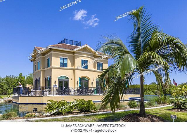 The Peace River Botanical & Sculpture Gardens in Punta Gorda Florida