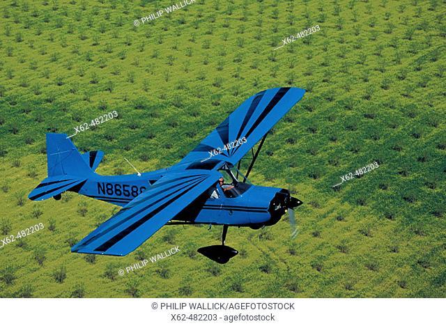 Citabria sport aerobatic airplane