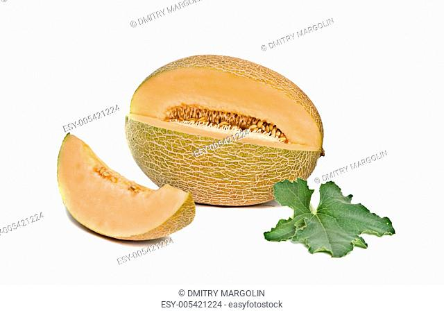 Melon section and segment
