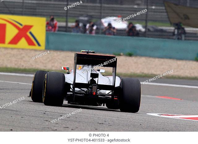 15.04.2012 - Race, Lewis Hamilton (GBR) McLaren Mercedes MP4-27