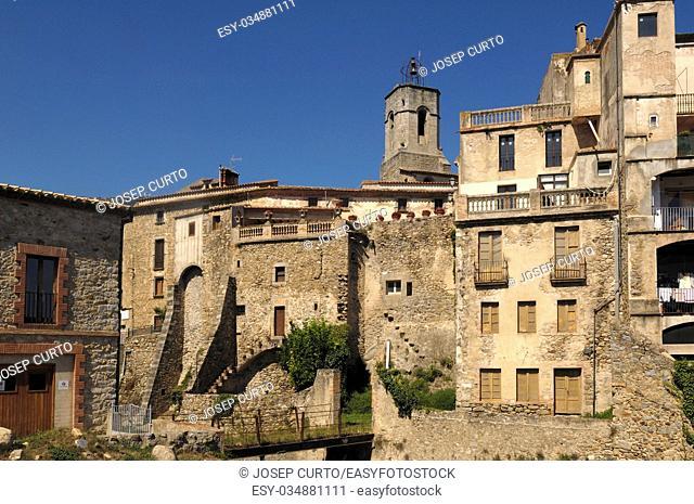Masanet de Cabrenys, Alt Emporda, Girona, Catalonia, Spain