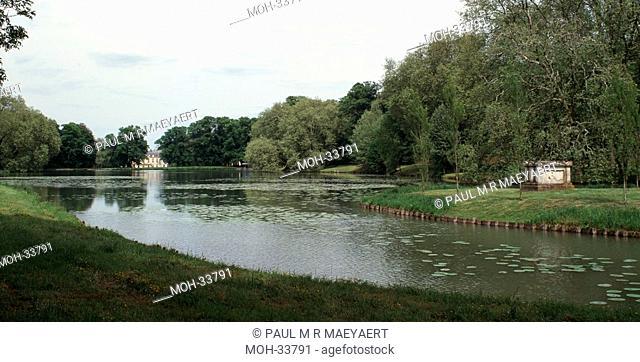 Ermenonville, Parc Jean-Jaques Rousseau