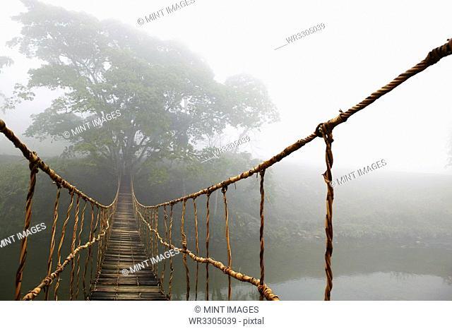 Long Rope Bridge
