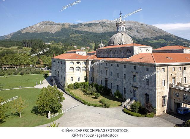 Basilica of Loyola, Loyola Sanctuary, Azpeitia, Gipuzkoa, Basque Country, Spain