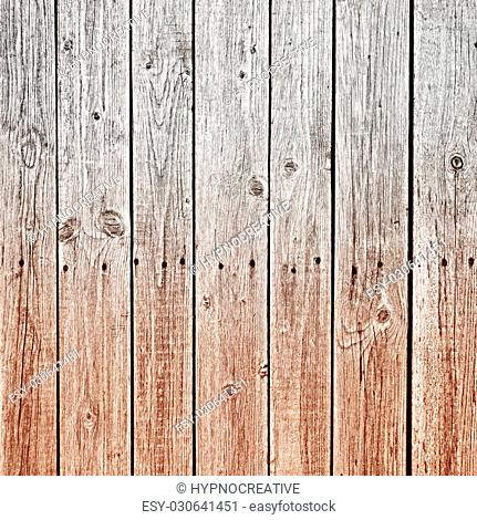 Old wooden panels texture