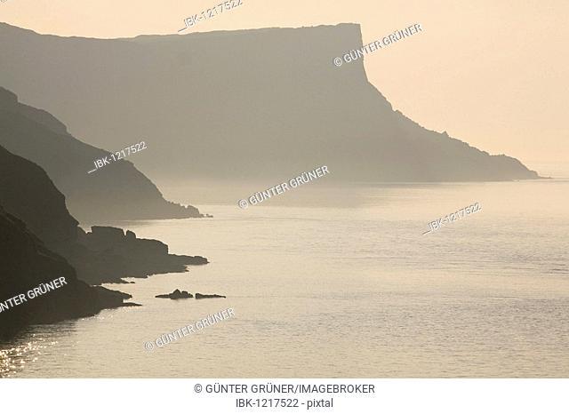 Torr Head, Antrim Coast, County Antrim, Northern Ireland, United Kingdom, Europe
