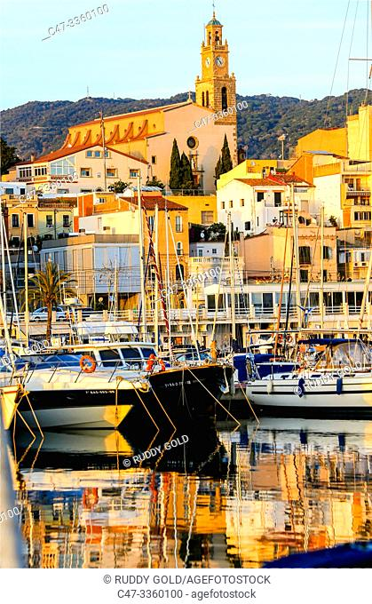 Barcelona. Spain. El Maresme. El Masnou . El Masnou is a municipality in the province of Barcelona, Catalonia, Spain. It is situated on the coast between...