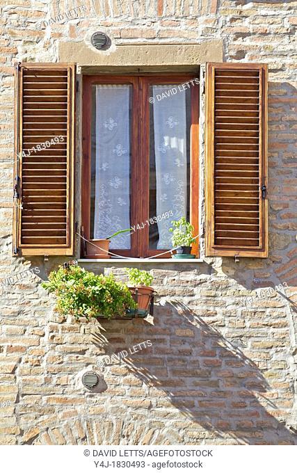Window of Tuscany