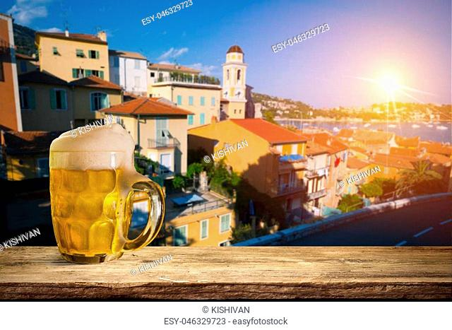 Beer Garden Outdoors Tourism Stock Photos And Images Agefotostock