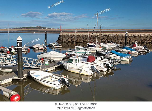 Port of Pedreña, Cantabria, Spain