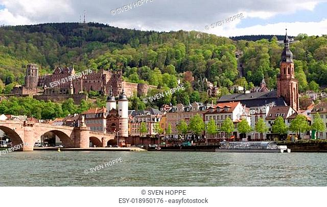 Heidelberg Panorama