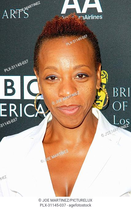 Marianne Jean-Baptiste at the 9th Annual BAFTA Los Angeles TV Tea Party. Arrivals held at L 'Ermitage in Beverly Hills, CA, September 17, 2011