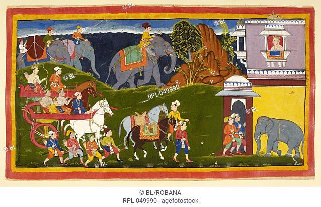 Image taken from Ramayana