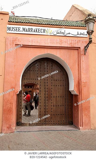 Museo de Marrakech, Marruecos