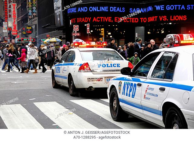 New York City, Police , manhattan