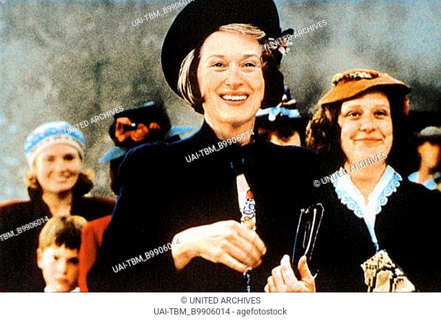 Tanz In Die Freiheit Meryl Streep Stock Photo Picture And Rights Managed Image Pic Uai Tbm B9906014 Agefotostock