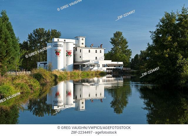 Thompson Mills State Heritage Site, Willamette Valley, Oregon